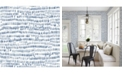 "Brewster Home Fashions Runes Brushstrokes Wallpaper - 396"" x 20.5"" x 0.025"""