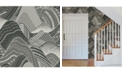 "Brewster Home Fashions Meru Mountain Wallpaper - 396"" x 20.5"" x 0.025"""