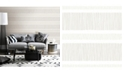 "Brewster Home Fashions Gravity Stripe Wallpaper - 396"" x 20.5"" x 0.025"""