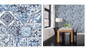 "Brewster Home Fashions Marrakesh Tiles Wallpaper - 396"" x 20.5"" x 0.025"""