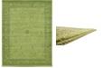 Bridgeport Home Aldrose Ald4 Green 10' x 13' Area Rug