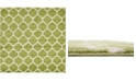 Bridgeport Home Arbor Arb1 Light Green 8' x 8' Square Area Rug