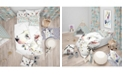 Design Art Designart 'Bull Terrier Dog Watercolor' Modern and Contemporary Duvet Cover Set - Twin