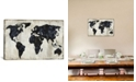 """iCanvas The World Ii by Russell Brennan Gallery-Wrapped Canvas Print - 40"""" x 60"""" x 1.5"""""""