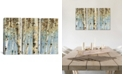 """iCanvas White Forest I by Lisa Audit Gallery-Wrapped Canvas Print - 40"""" x 60"""" x 1.5"""""""