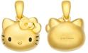 Chow Tai Fook Hello Kitty Pendant in 24k Gold
