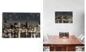"""iCanvas Chicago Nights I by Kate Carrigan Wrapped Canvas Print - 40"""" x 60"""""""