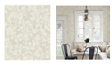 "Advantage 21"" x 396"" Child Light Leaf Patchwork Wallpaper"