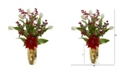 """Nearly Natural 22"""" Tulip Artificial Flower, Set of 8"""