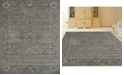 """KM Home CLOSEOUT! 3562/0031/Gray Cantu Gray 5'3"""" x 7'3"""" Area Rug"""