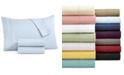 AQ Textiles Parker 1200-Thread Count 4-Pc. King Extra Deep Sheet Set