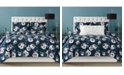 Christian Siriano New York Christian Siriano Mags Floral Full/Queen Duvet Set