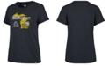 '47 Brand Women's Michigan Wolverines Regional Match Triblend T-Shirt
