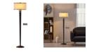 """Artiva USA Venetian 63"""" LED Floor Lamp with Dimmer"""