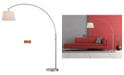 Artiva USA Allegra LED Arch Floor Lamp with Dimmer