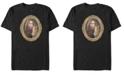 Marvel Men's Captain Marvel and Goose Framed Portrait, Short Sleeve T-shirt