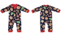 Secret Santa Matching Baby Baking Team Pajama Set, Online Only