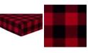 Trend Lab Buffalo Check Jersey Crib Sheet