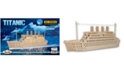 Puzzled Titanic Natural Wood Puzzle