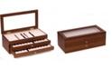 Bey-Berk 3 Level 36 Pen Storage Case with Glass Top