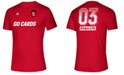 adidas Men's Louisville Cardinals Creator T-Shirt