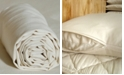 Holy Lamb Organics Organic Cotton Sateen Zippered Pillow Case, King Size