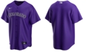 Nike Men's Colorado Rockies Official Blank Replica Jersey