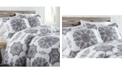 Southshore Fine Linens Infinity Reversible Comforter and Sham Set, Queen