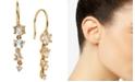 AVA NADRI Crystal Graduated Drop Earrings