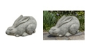 Campania International Vintage-Like Look Garden Rabbit Garden Statue