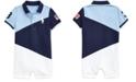 Polo Ralph Lauren Ralph Lauren Baby Boys Cotton Polo Shortalls