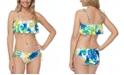 Raisins Juniors' Palm Springs Flounce Bikini Top & Bikini Bottoms