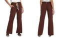 Roxy Juniors' Oceanside Wide-Leg Drawstring Pants