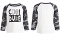 First Impressions Baby Boys Cool Dude Raglan, Created for Macy's