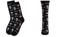 MeMoi Various Coffee Women's Crew Socks