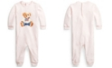 Polo Ralph Lauren Ralph Lauren Baby Flag Bear Terry Coverall