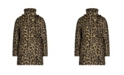 Jessica Simpson Big Girls Faux Wool Coat