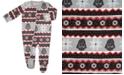 Munki Munki Matching Baby Holiday Darth Vader Family Pajamas