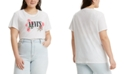 Levi's Trendy Plus Size Perfect T-Shirt