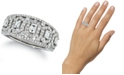 Le Vian Baguette & Round Vanilla Diamond® Ring (3/4 ct. t.w.) in Platinum
