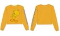 Warner Brothers Juniors' Tweety Long-Sleeve T-Shirt