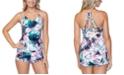 Raisins Juniors' Eco Capsule Haute Bloom Noumea Tankini & Surf Short