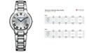 Raymond Weil Women's Swiss Jasmine Stainless Steel Bracelet Watch 35mm 5235-ST-01659