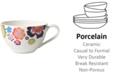 Villeroy & Boch Dinnerware Bone Porcelain Anmut Bloom Breakfast Cup