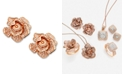 EFFY Collection Pave Rose by EFFY® Diamond Flower (1-1/3 ct. t.w.) in 14k Rose Gold
