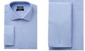 Alfani Men's Big & Tall Regular Fit Performance Dress Shirt, Created for Macy's