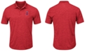 Majestic Men's Los Angeles Angels of Anaheim First Hit Polo Shirt