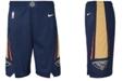 Nike New Orleans Pelicans Icon Swingman Shorts, Big Boys (8-20)
