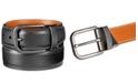 Original Penguin Men's Reversible Leather Belt
