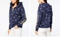 Tommy Hilfiger Star-Print Hoodie, Created for Macy's